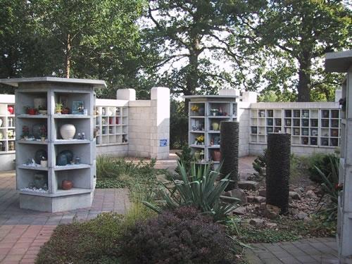 Columbarium crematorium Kranenburg